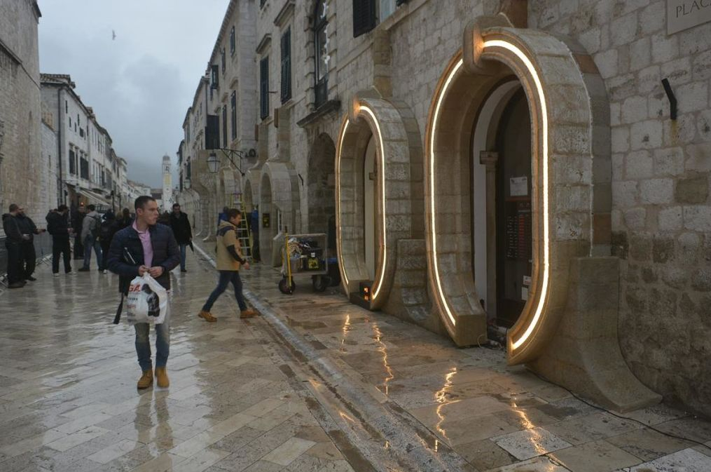 Star Wars: Episode VIII Set Photo (Dubrovnik, Croatia)