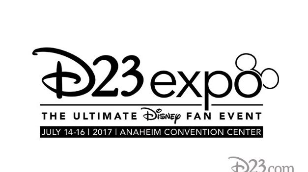 Disney's D23 Expo will take place at the Anaheim Convention