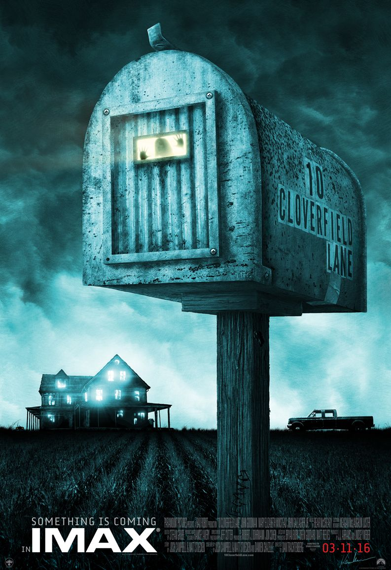 10 Cloverfield Lane IMAX Poster is Creepy Without Even Tryin