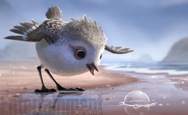Meet Piper, Pixar's Newest Short Film Character