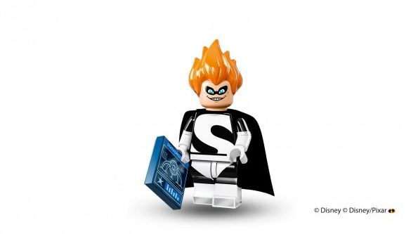 Syndrome in Lego minifigure form
