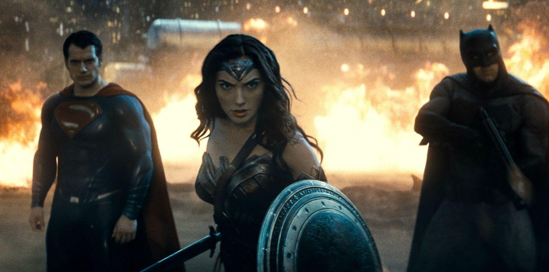 Wonder Woman, the trinity