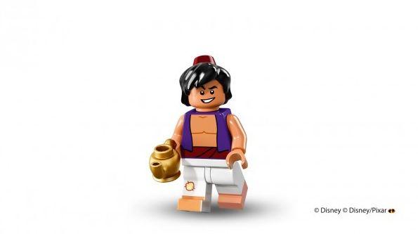 Aladdin in Lego form