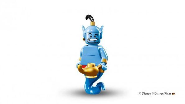 Genie in Lego form