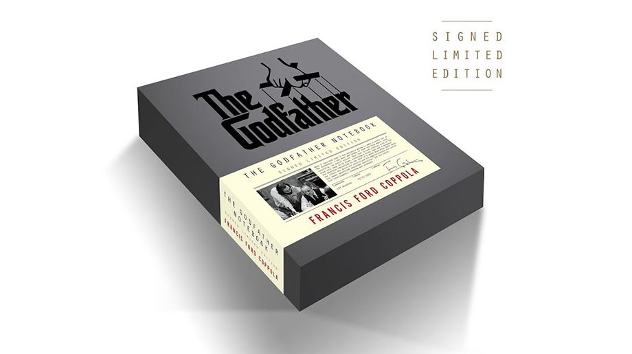 The Godfather limited edition Notebook