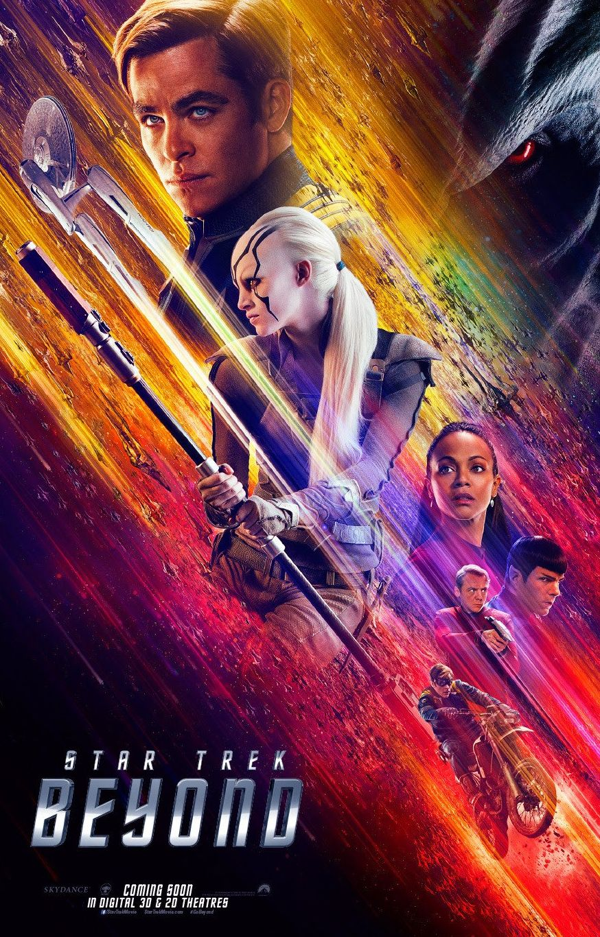 Star Trek Beyond International Poster