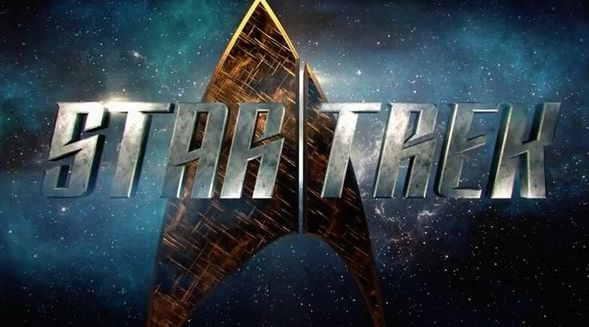 Official logo revealed for the upcoming Star Trek TV revival