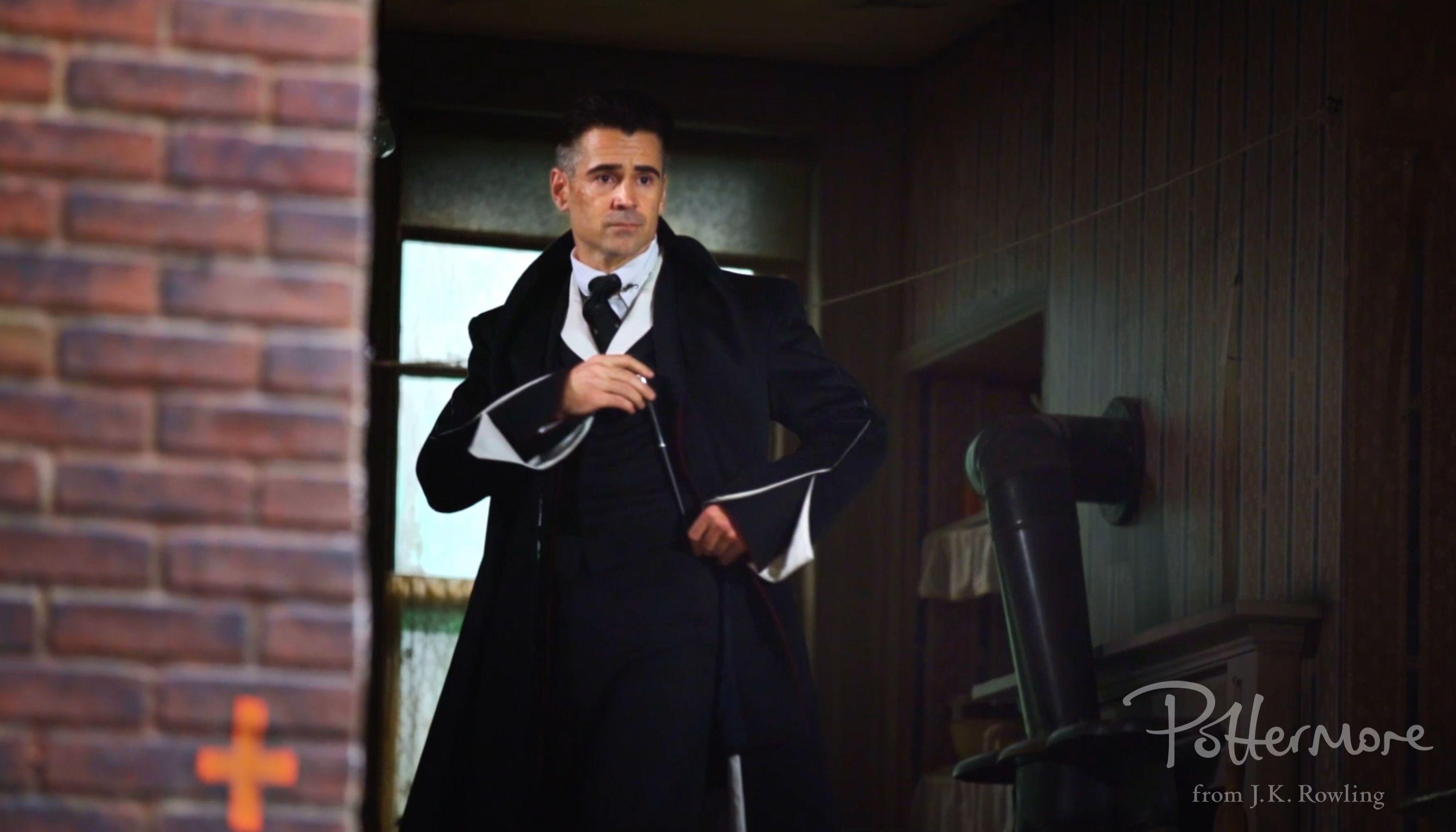 Colin Farrell from Fan...