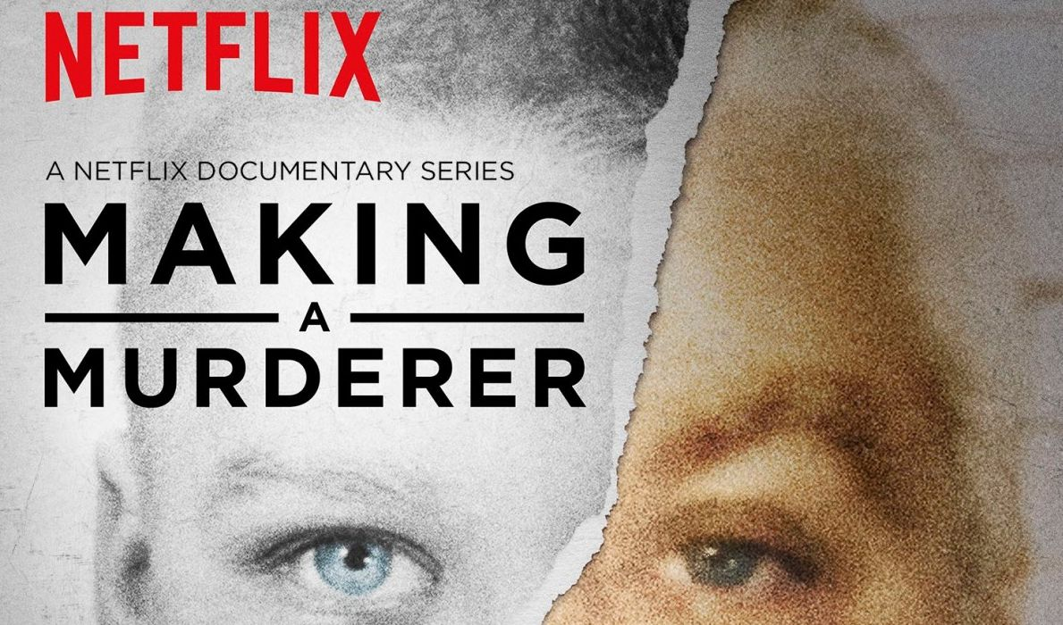 Poster for Making a Murderer