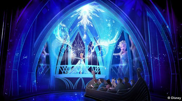 """Frozen Ever After"" Opens at Epcot"