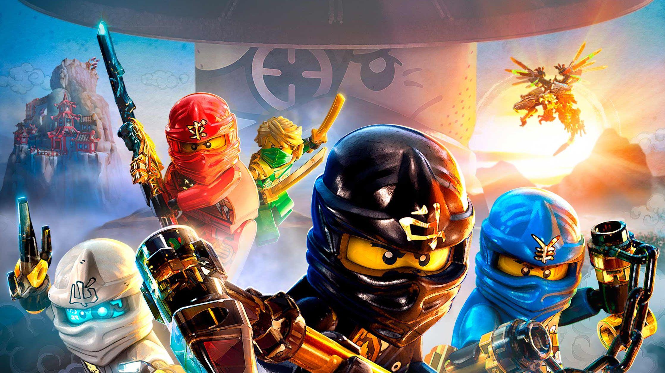 The ninjago team cultjer - Lego ninjago team ...