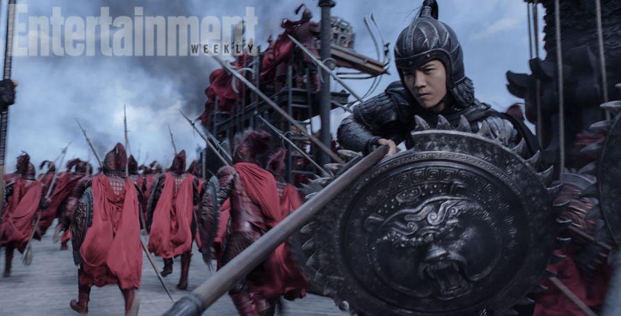 Lu Han in The Great Wall (EW)