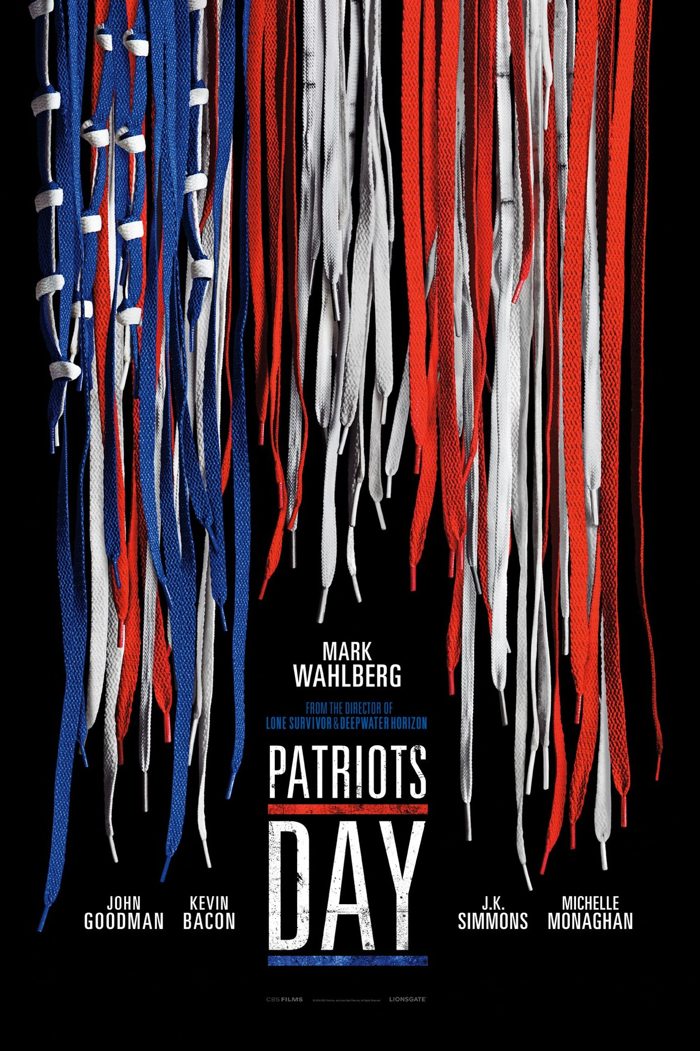 First poster for Mark Wahlberg's Boston Bombing Drama 'Patri