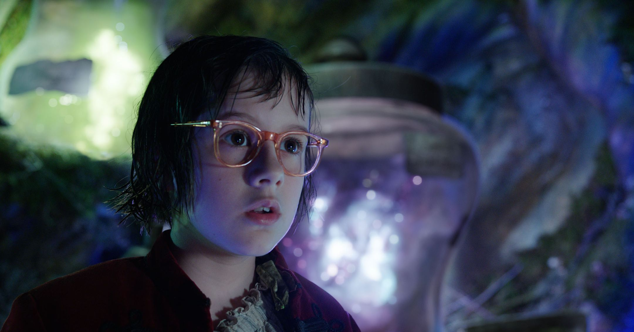 "Ruby Barnhill in ""The BFG"""