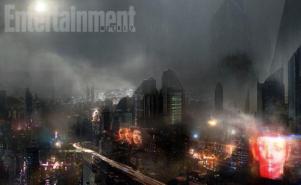 Blade Runner 2 Concept Art