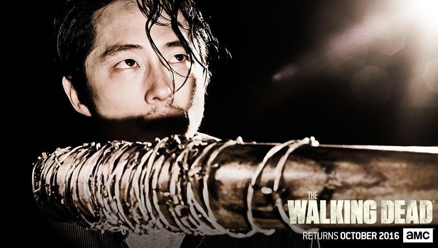 Character poster: Glenn