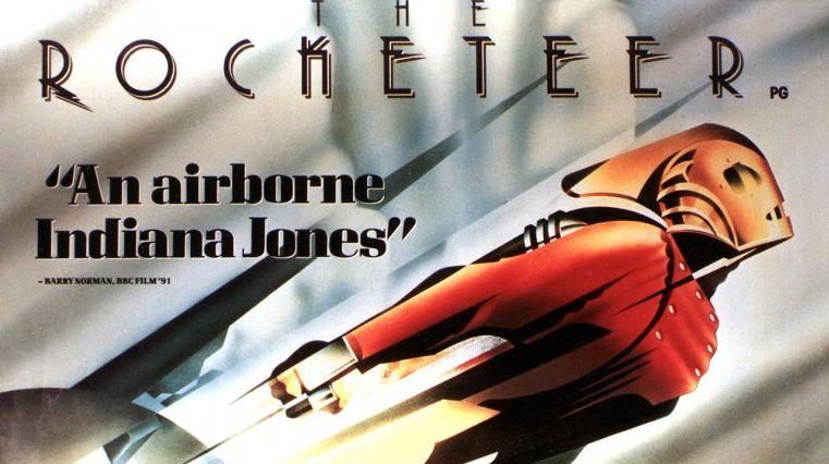 Disney is Rebooting 'The Rocketeer'