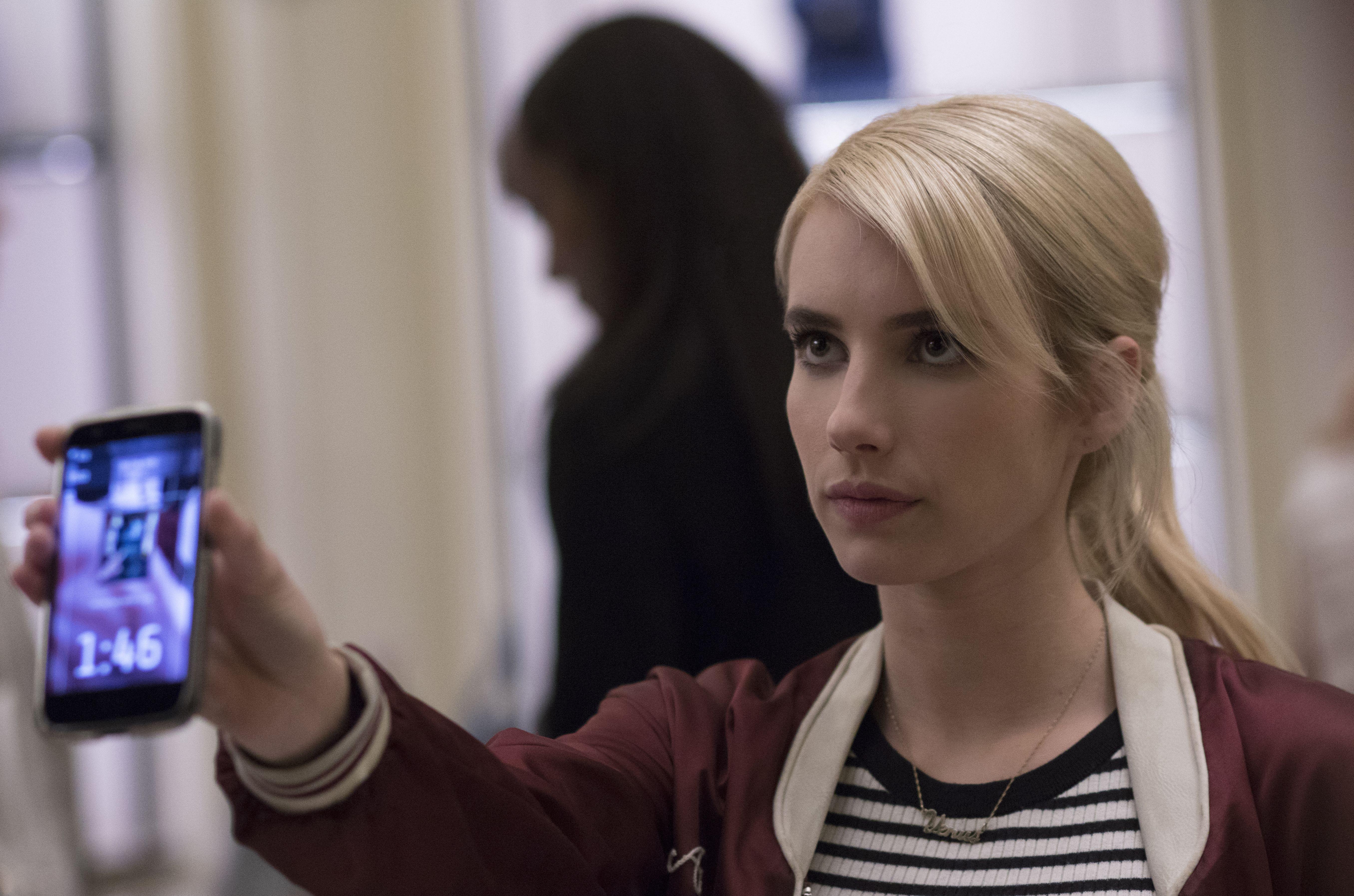 "Emma Roberts in ""Nerve"""