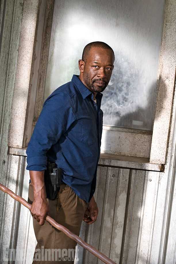 First look at Morgan in Season 7 of The Walking Dead
