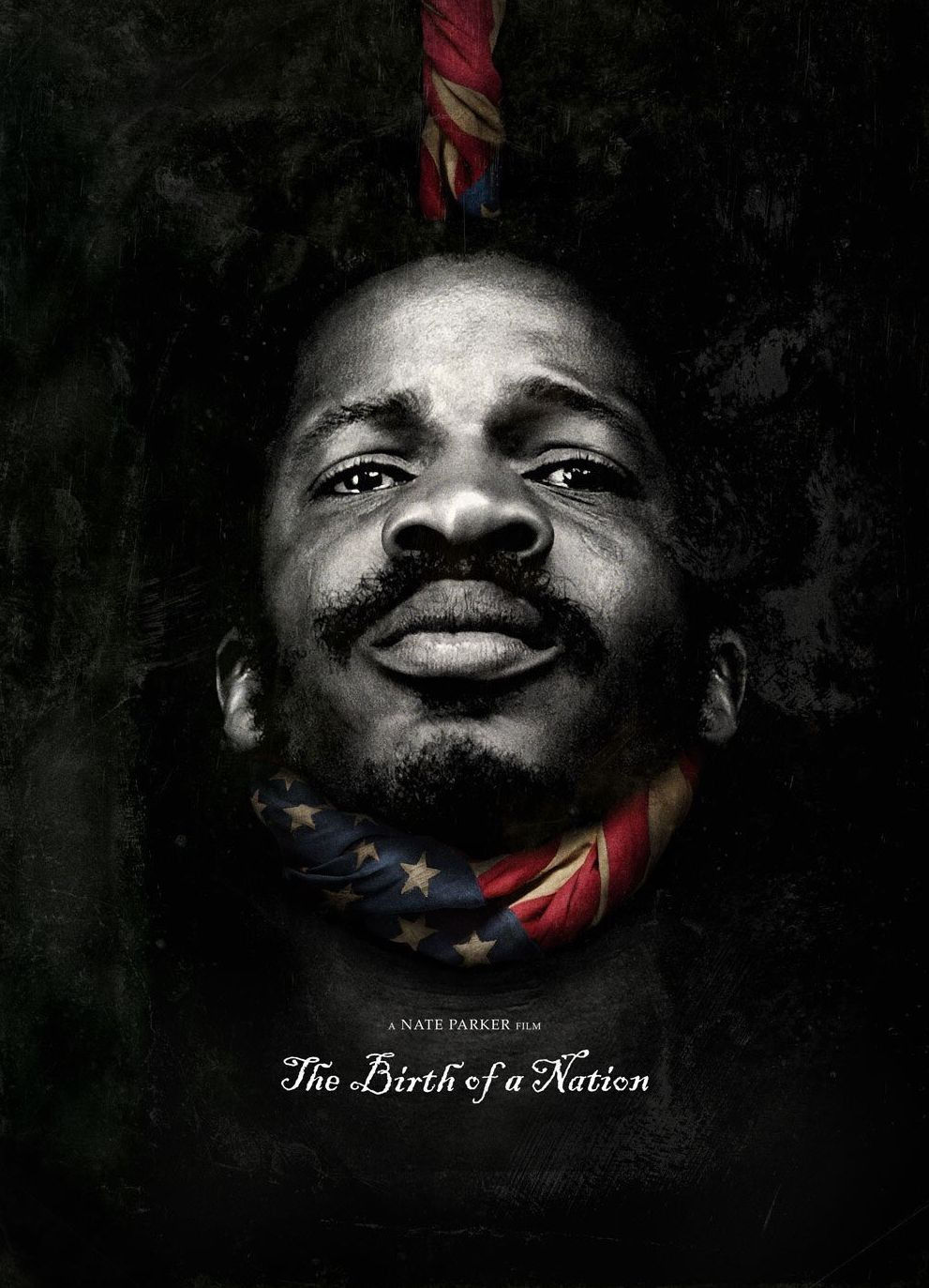 A bleak new poster for Nate Parker's 'The Birth of a Nation'
