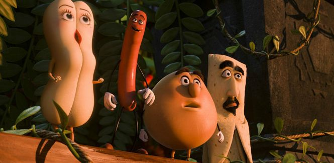Sausage Party Movie Review Cultjer