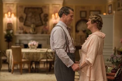 """Hugh Grant and Meryl Streep in """"Florence Foster Jenkins"""""""