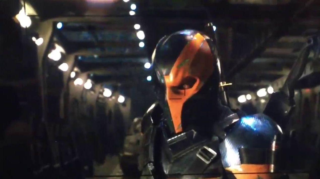 Deathstroke revealed for Batman