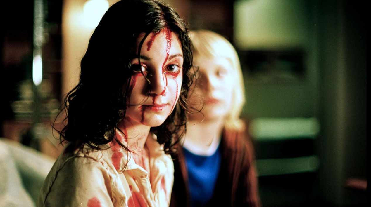 Image from Let The Right One In