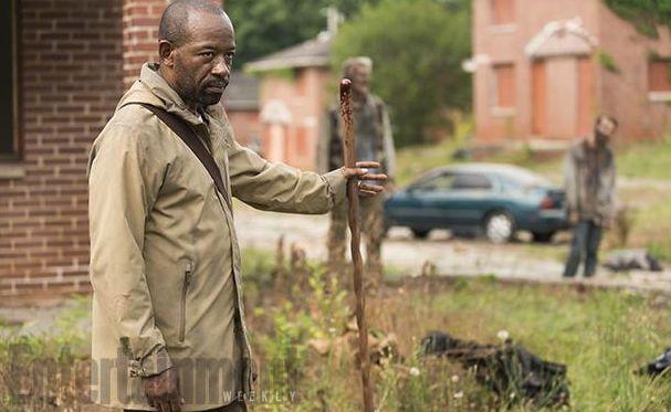 Morgan, The Walking Dead