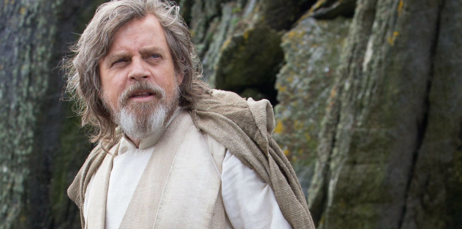 Did Mark Hamill confirm Luke Skywalker in Episode VIII?