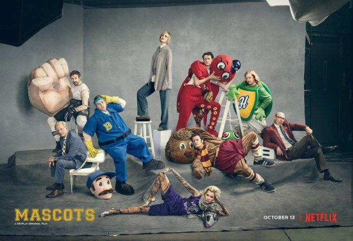 Mascots poster