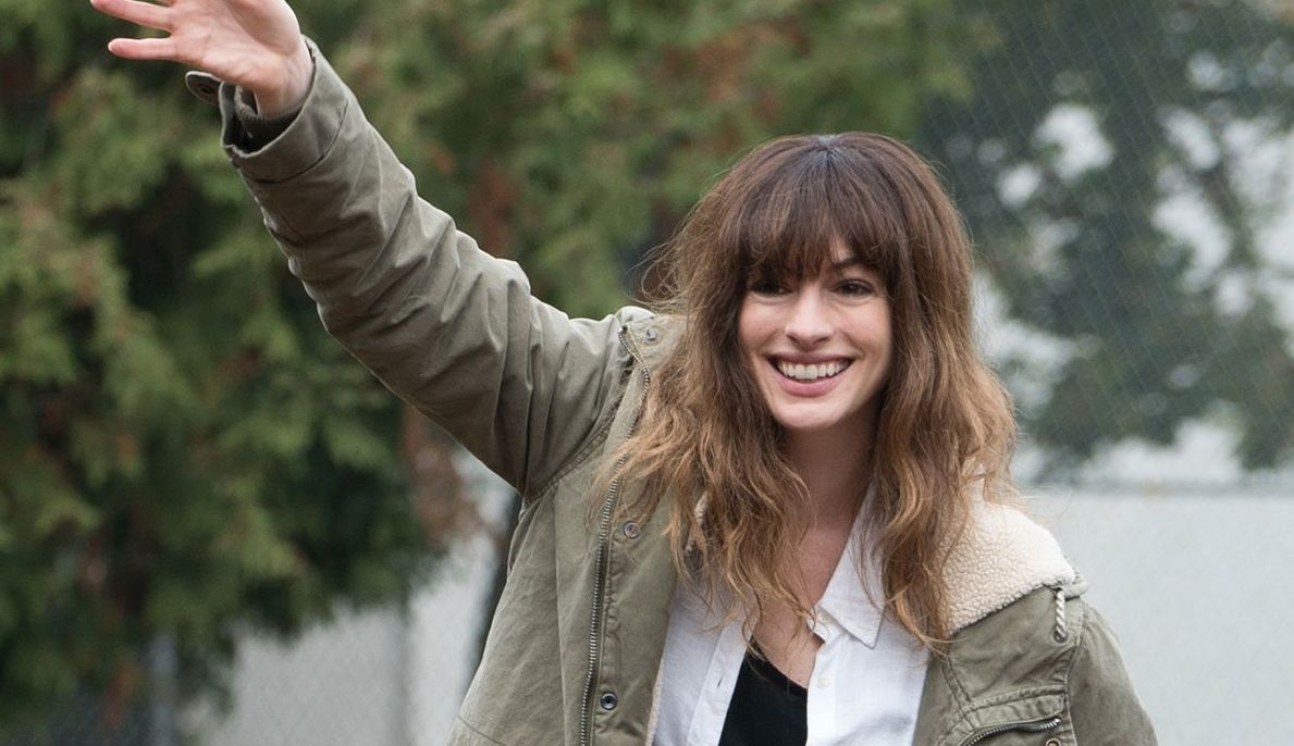 Anne Hathaway in 'Colossal'