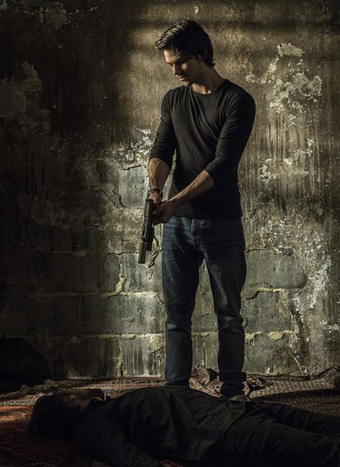 Here's a first look at Dylan O'Brien in the upcoming adaptat