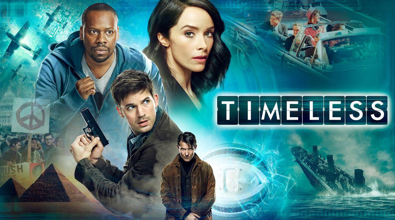 'Timeless' poster