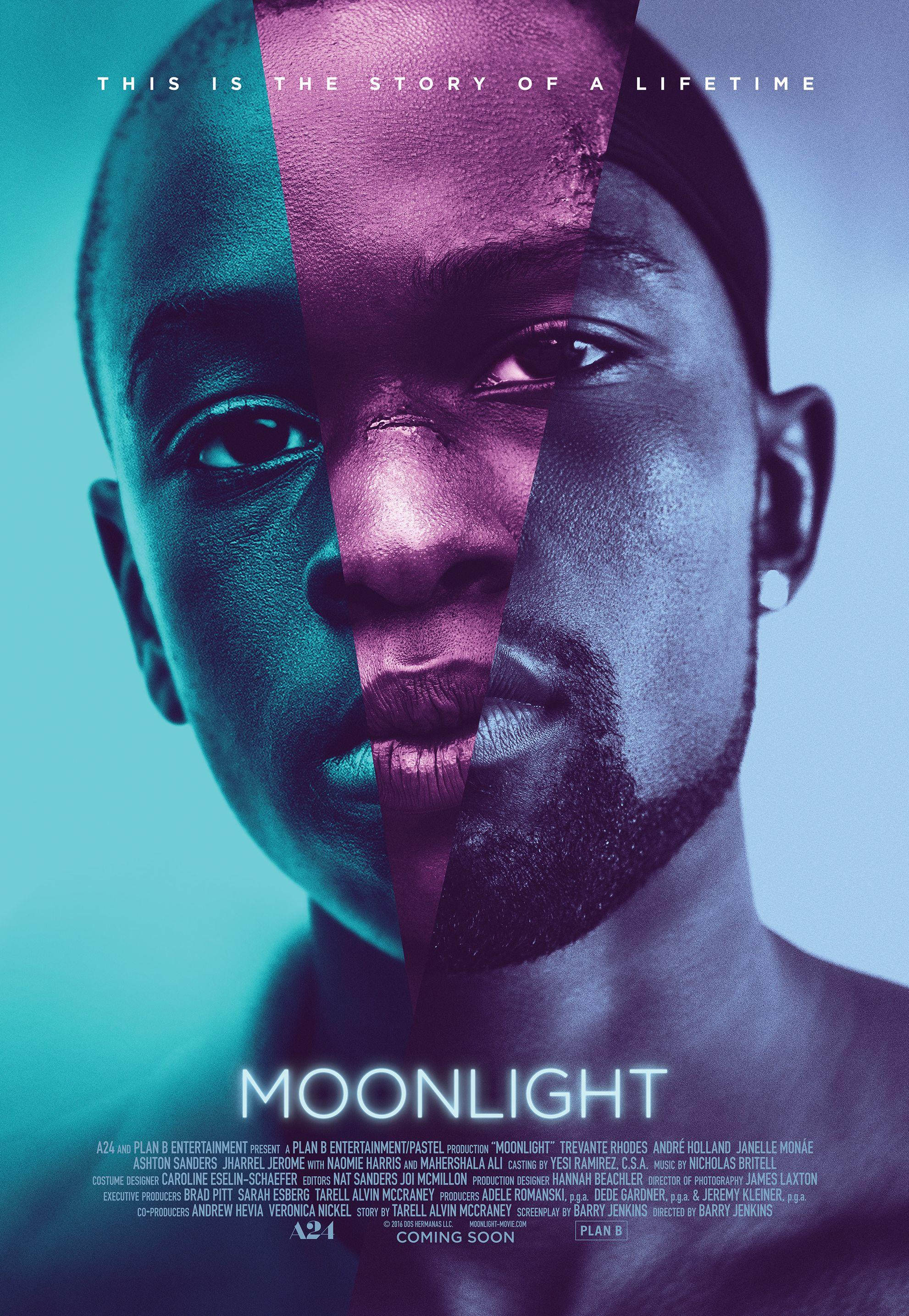 'Moonlight' Poster