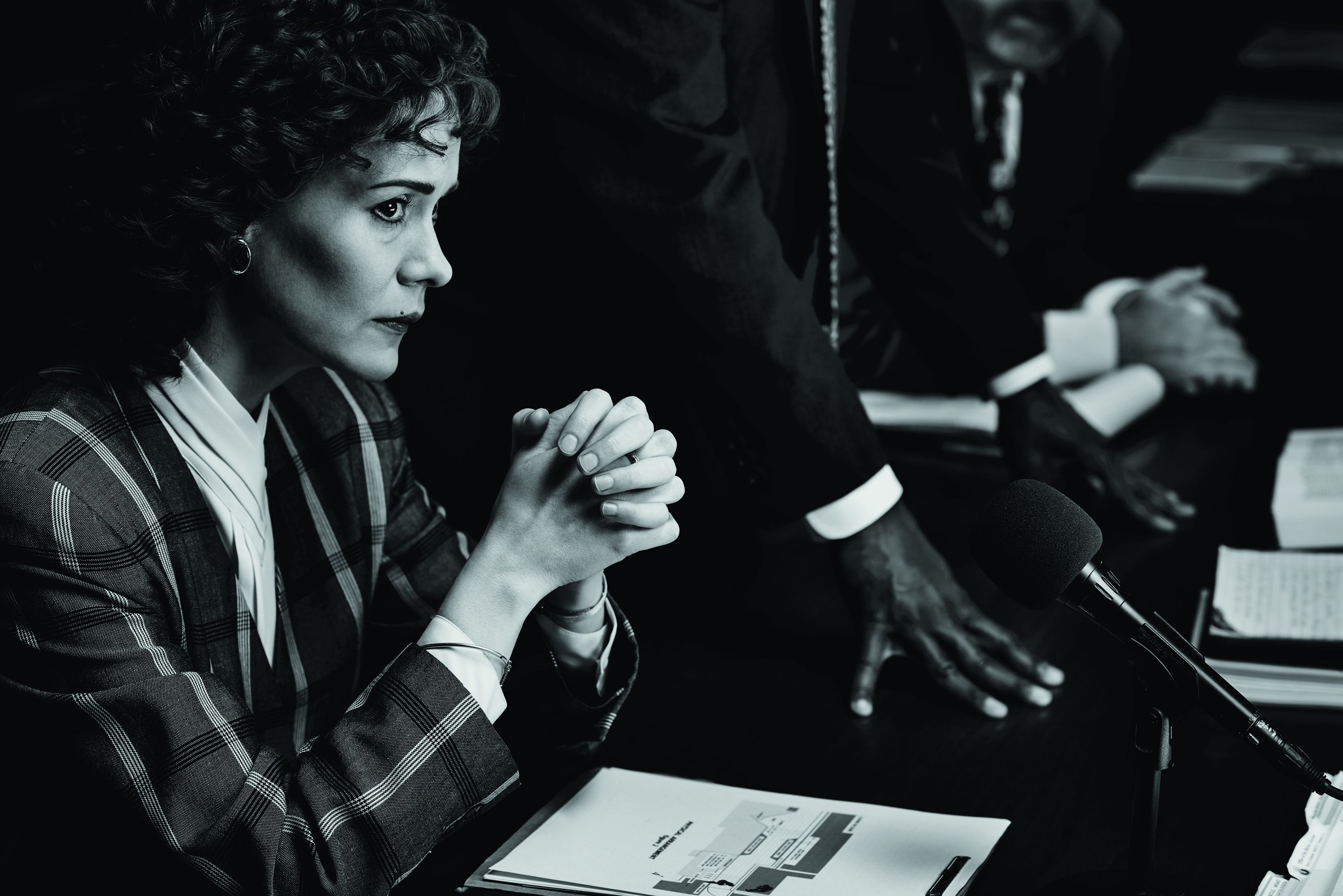 Sarah Paulson is remarkable as Marcia Clark