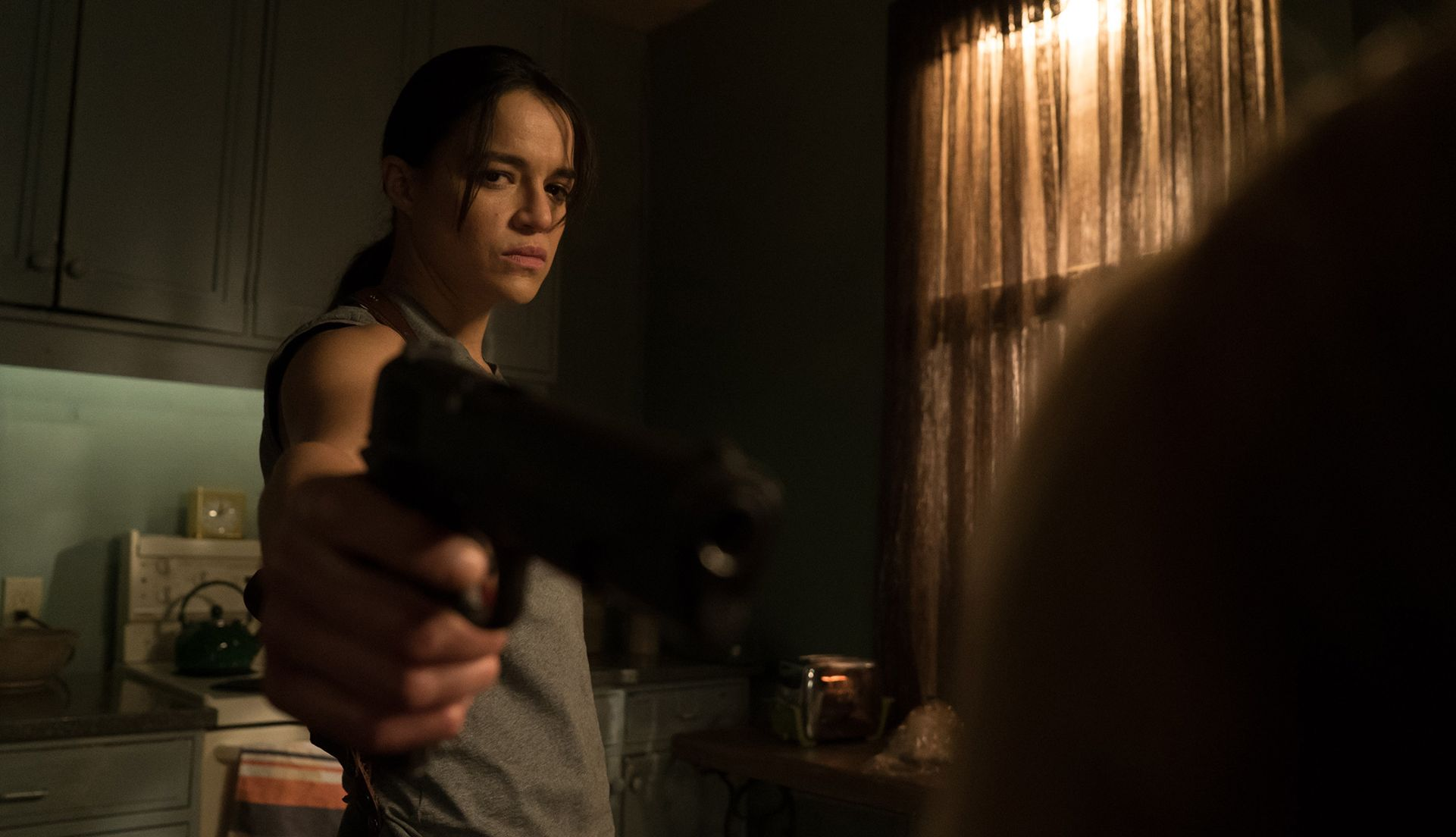 Michelle Rodriguez in '(re)ASSIGNMENT'