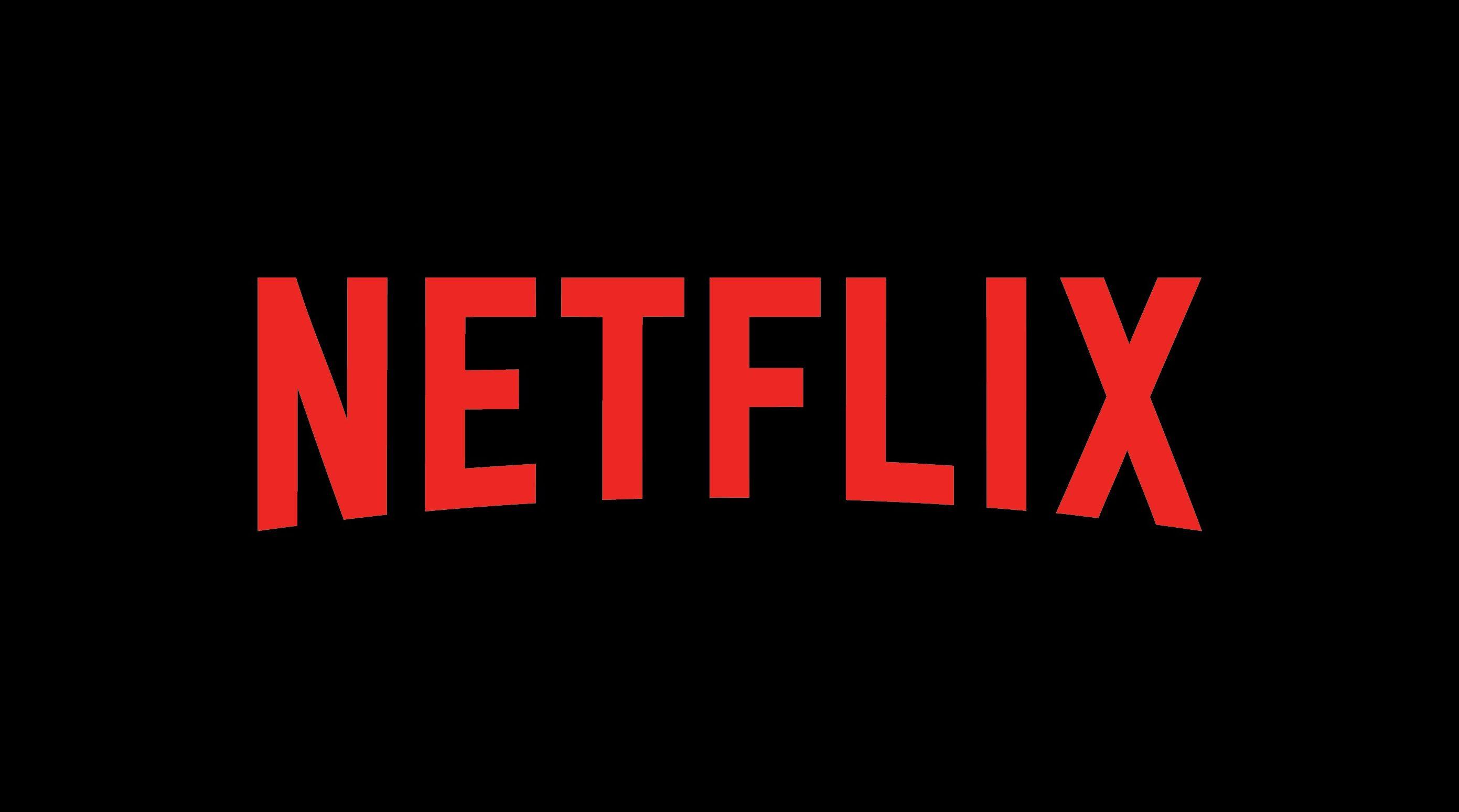 Netflix Logo Black
