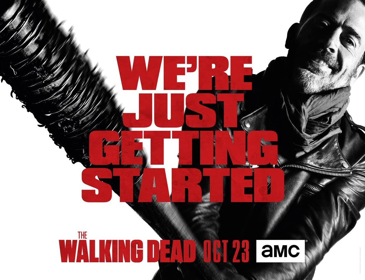 New key art revealed for The Walking Dead season 7