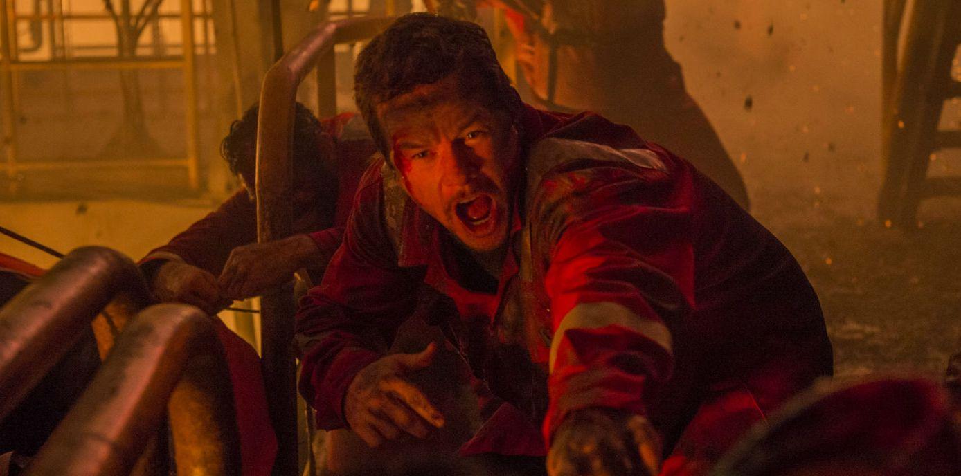 "Mark Wahlberg in ""Deepwater Horizon"""
