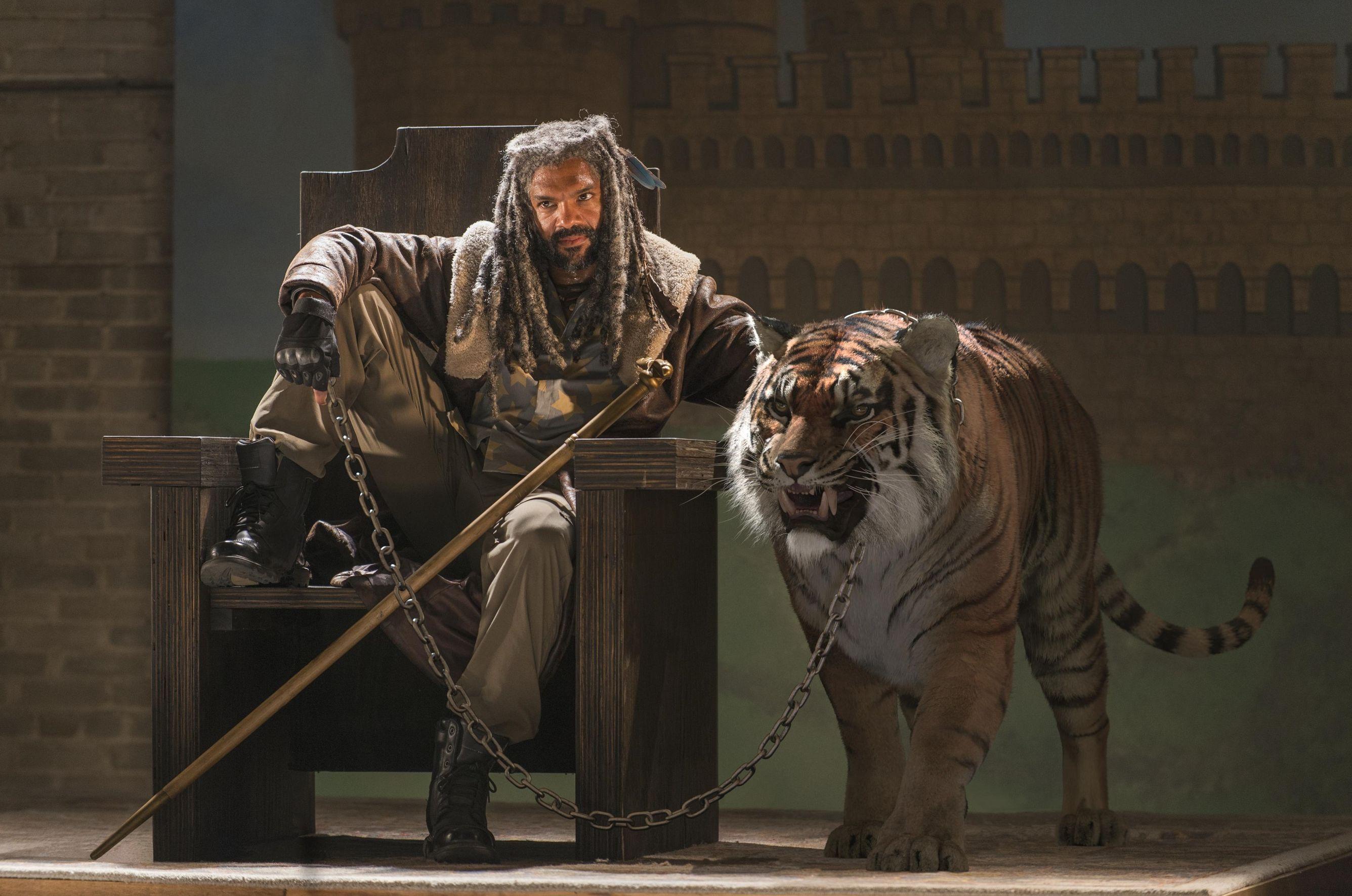 Ezekiel and Shiva, S7E2