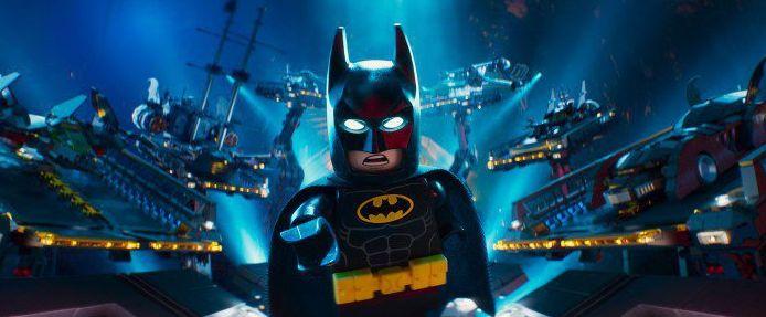 Lego Batman Shows Off His Lego Bat-Vehicles in New Image