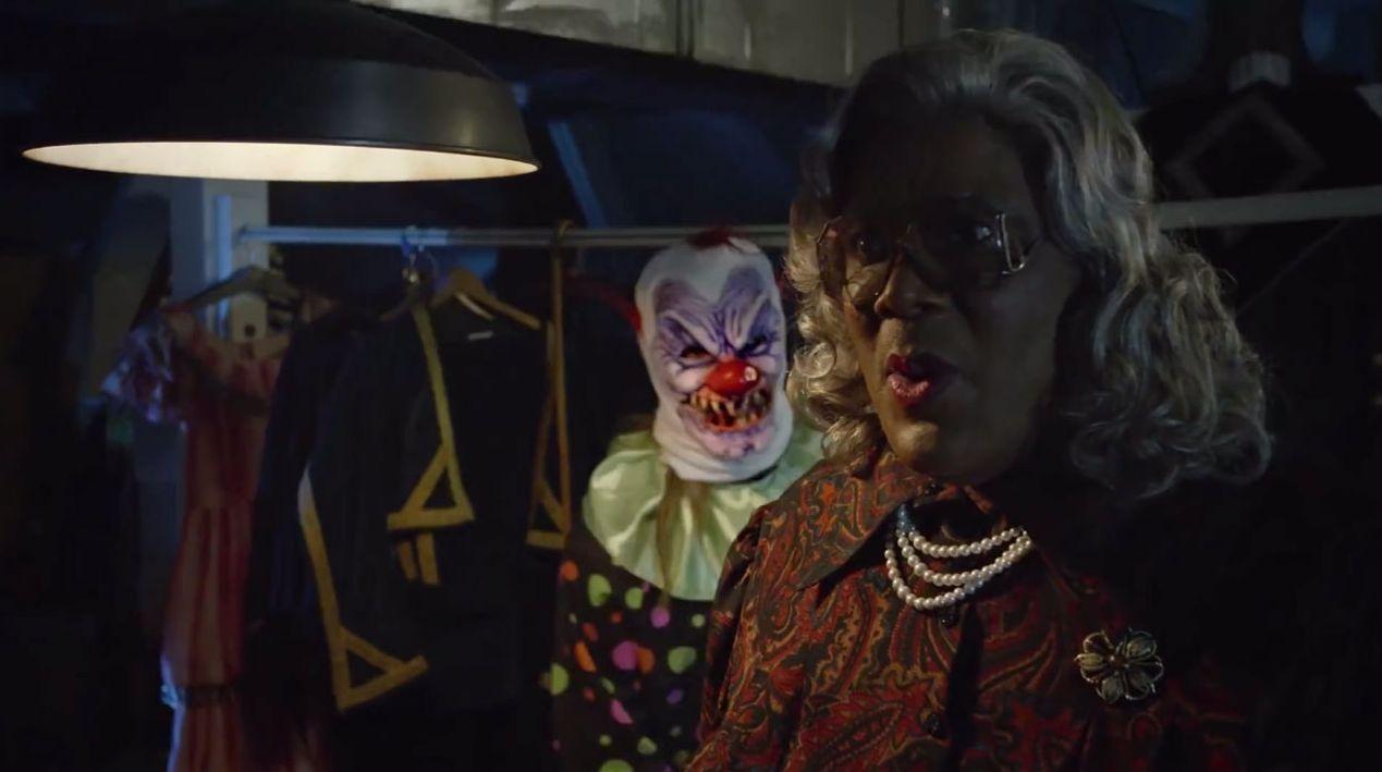"""Tyler Perry as Madea in """"Boo! A Madea Halloween"""""""