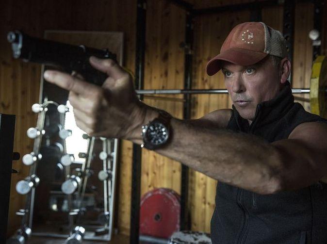 Michael Keaton in 'American Assassin'