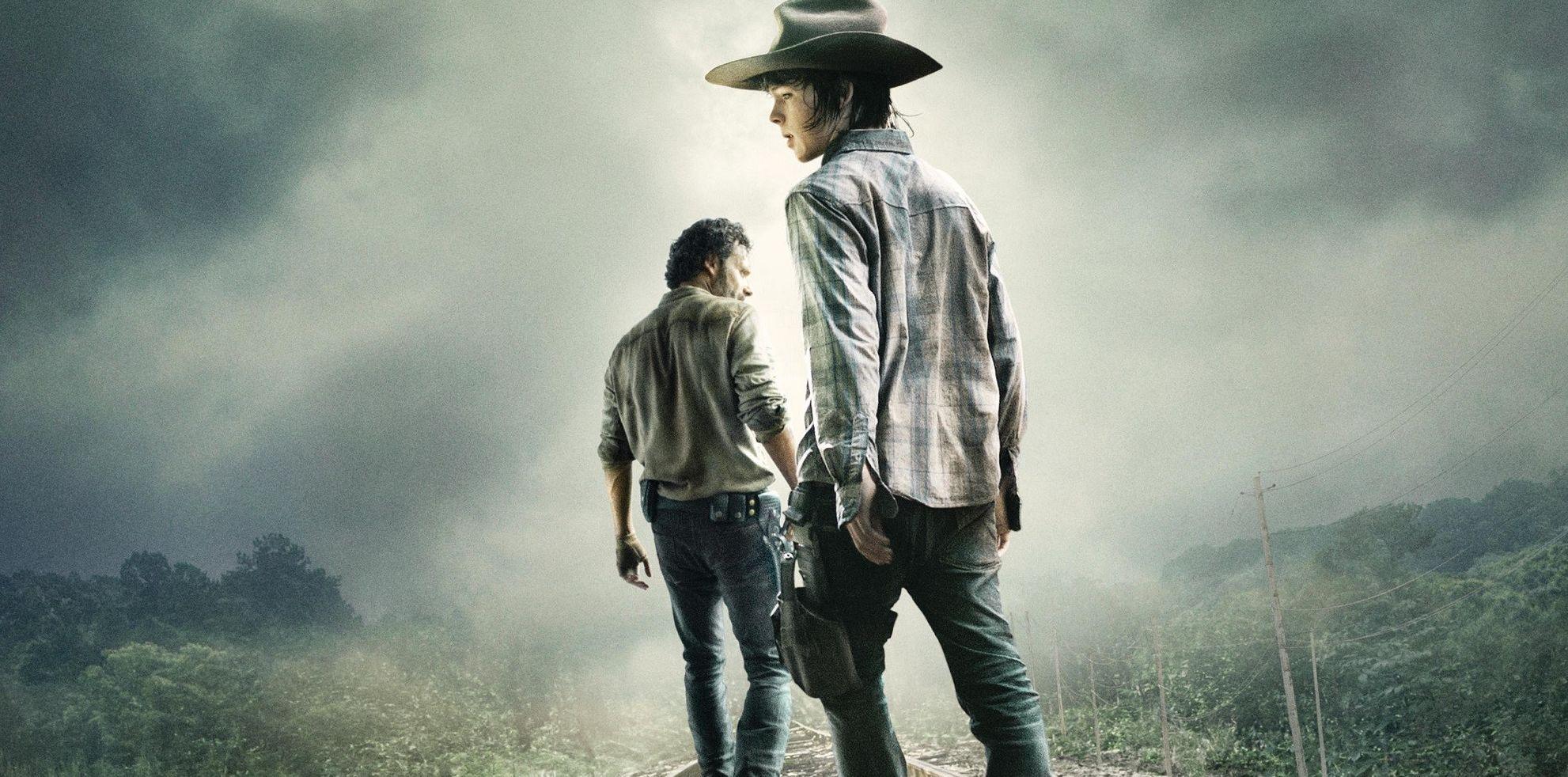 Rick and Carl, season 4