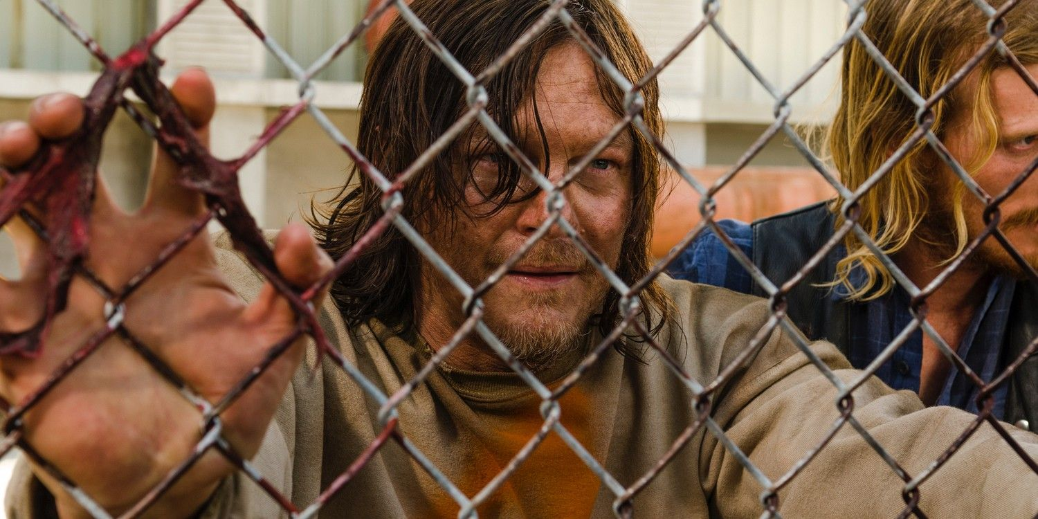 Norman Reedus as Daryl, S7E3