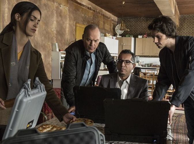 The team of American Assassin