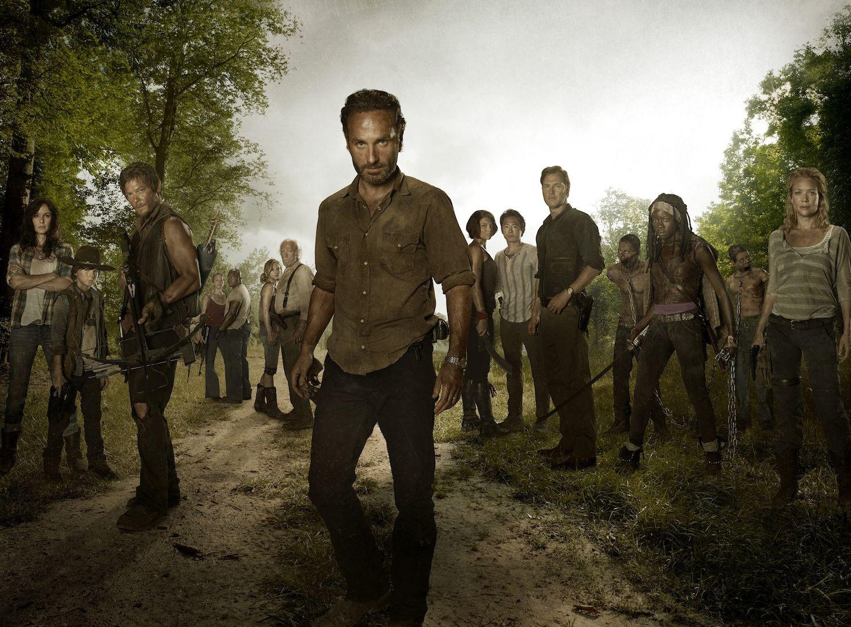 Rick leads the season 3 cast