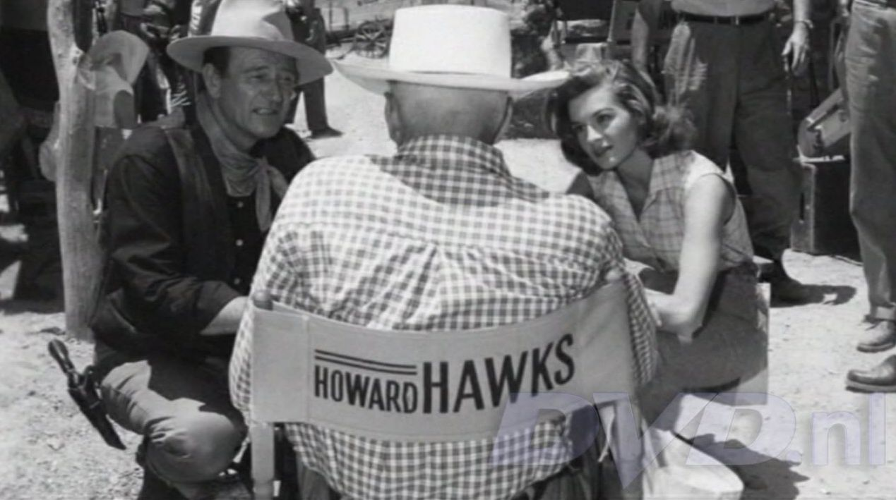 an essay on the movie red river by howard hawks Is rio bravo the best movie ever made, or merely the best western  a  personal introduction to 1,000 films, a fat volume of miniature essays about the  most significant movies of the  howard hawks had already made brilliant use  of wayne in red river, the first film to present him as unambiguously.