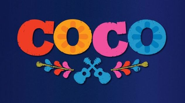 Teaser poster for Disney-Pixar's Coco